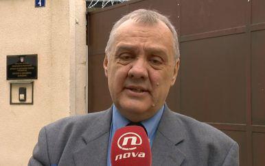 Zamjenik županijske državne odvjetnice u Varaždinu, Darko Galić o produljenju istražnog zatvora Smiljani Srnec (Foto: DNEVNIK.hr)