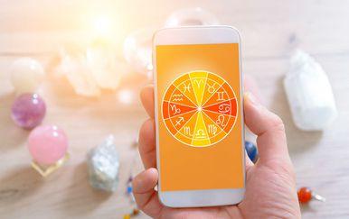 Znakovi horoskopa na mobitelu