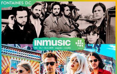 Fontaines D.C. i Black Honey nova imena na InMusic festivalu (Foto: PR)