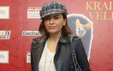 Branka Krstulović na premijeri filma \'Korgi: Kraljevski pas velikog srca\' - 1