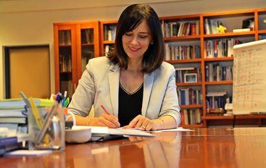 Ministrica Blaženka Divjak (Foto: Facebook)