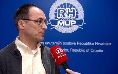 Savjetnik ministra unutarnjih poslova Dragan Lozančić (Foto: Dnevnik.hr)