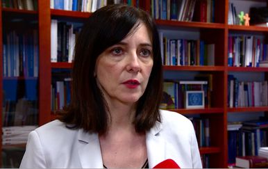 Ministraica obrazovanja Blaženka Divjak (Foto: Dnevnik.hr)