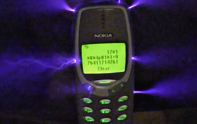 Nokia 3310 (Foto: Screenshot)