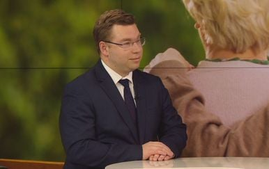 Ministar rada i mirovinskog sustava Marko Pavić (Foto: Dnevnik,hr)