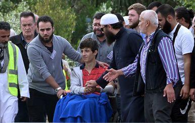 Na memorijalnom groblju Park u Christchurchu pokopane su prve žrtve prošlotjednog masakra u dvjema džamijama (Foto: AFP) - 1