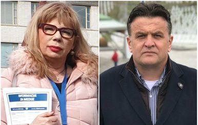 Ivana Petrović i Andrija Jarak (Foto: Dnevnik.hr)