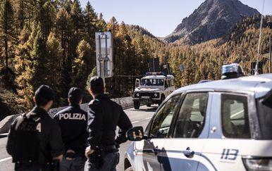 Talijanska policija (Foto: AFP)