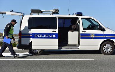 Prometna nesreća, ilustracija (Foto:Pixsell,Hrvoje Jelavić)