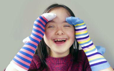 Svjetski dan sindroma Down obilježava se nošenjem šarenih, rasparenih čarapa