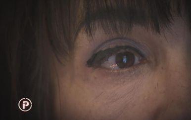 Silovana žena pred kamerama Provjerenog ispričala je svoje mučno iskustvo (Foto: Provjereno) - 2
