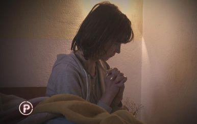 Silovana žena pred kamerama Provjerenog ispričala je svoje mučno iskustvo (Foto: Provjereno) - 5