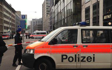 Švicarska policija (Foto: AFP)