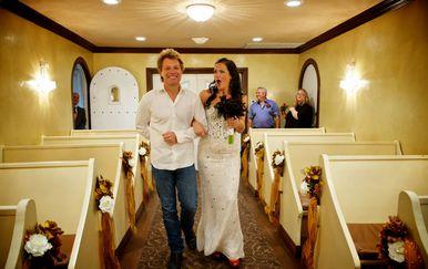 Jon Bon Jovi odveo je svoju veliku obožavateljicu Branku pred oltar