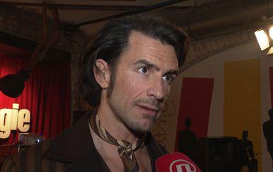 Glumac i redatelj Miran Kurspahić (Foto: IN Magazin)