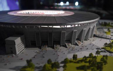 Stadion Ferenc Puskas (Foto: AFP)
