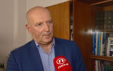 Ravnatelj Klaićeve bolnice Goran Roić (Foto: Dnevnik.hr)