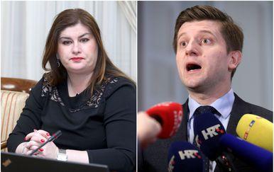 Gabrijela Žalac i Zdravko Marić (Foto: Arhiva/Patrik Macek/Pixsell)