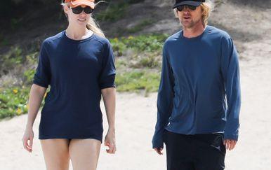 Owen Wilson i Caroline Lindqvist (Foto: Profimedia)