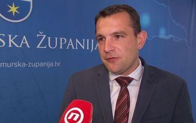 Međimurski župan Matija Posavec (Foto: Dnevnik.hr)