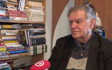 Psihijatar dr.sc. Vladimir Gruden (Foto: Dnevnik.hr)