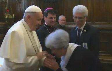 Papa Franjo (Foto: Dnevnik.hr) - 1