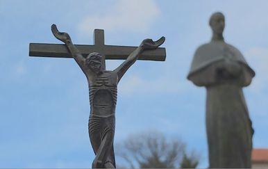 Križ (Foto: Dnevnik.hr)