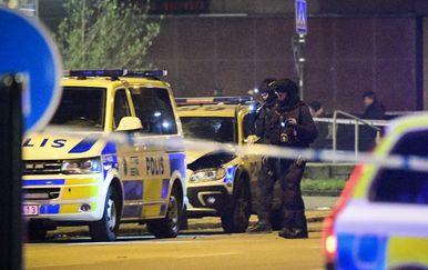 Policija u Stockholmu, ilustracija (Foto: AFP)