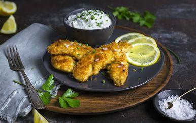 Hrskava piletina iz pećnice
