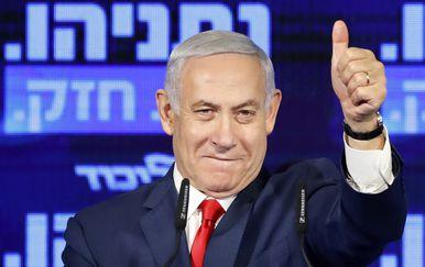 Benjamin Netanyahu (Foto: AFP)