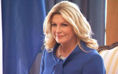 Predsjednica Kolinda Grabar-Kitarović (Foto: Dnevnik.hr) - 2