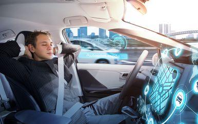 Vozač spava
