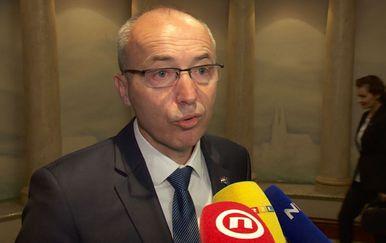 Ministar obrane Damir Krstičević (Foto: Dnenvik.hr)