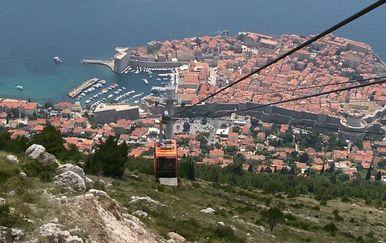 Žičara u Dubrovniku (Foto: Dnevnik.hr) - 2
