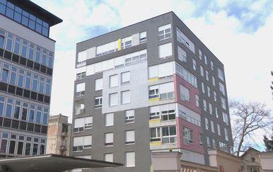 Zgrada u kojoj je sporni stan