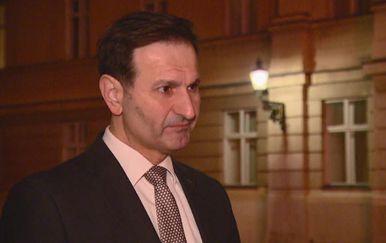 Miro Kovač, kandidat za kandidata HDZ-a