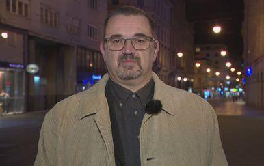 Gordan Akrap, ravnatelj Instituta za hibridne ratove