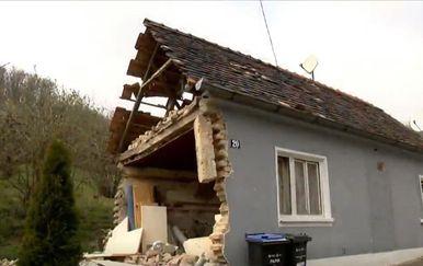 Šteta od potresa koji je pogodio Zagreb i okolicu - 3