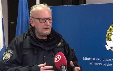 Davor Božinović, ministar unutarnjih poslova i šef Nacionalnog kriznog stožera