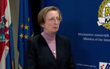 Alemka Markotić, ravnateljica Klinike za infektivne bolesti Dr. Fran Mihaljević