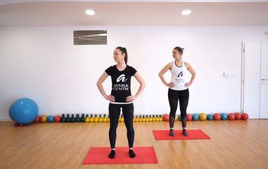 Vježbe pokretljivosti za gornji dio tijela