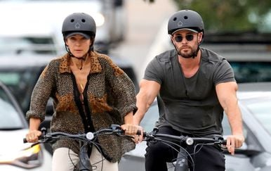 Chris Hemsworth i Elsa Pataky