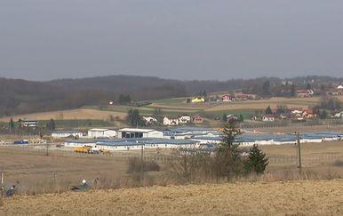 Naselje za turske radnike koji će graditi prugu do Mađarske - 2