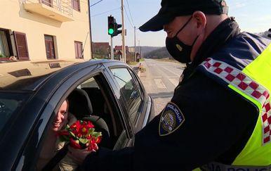 Policija zaustavljala žene u prometu - 6