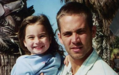 Meadow i Paul Walker