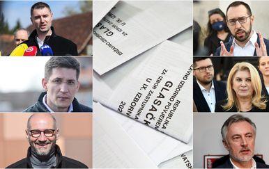 Izbori u Zagrebu, ilustracija