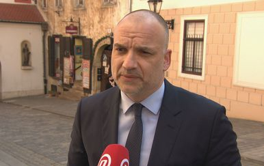 Daniel Markić, ravnatelj SOA-e