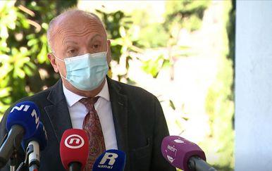 Vladimir Mićović, ravnatelj NZZJZ PGŽ