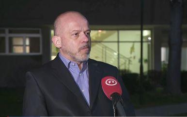 Siniša Tomić, ravnatelj HALMED-a