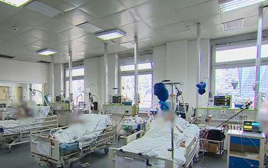 COVID odjel u sarajevskoj bolnici - 2